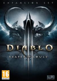 Diablo III: Reaper of Souls (PC Download) - Cover