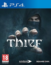 Thief (PS4) - Cover