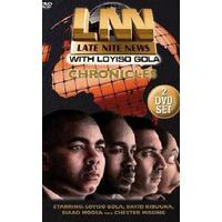 Loyiso Gola - Chronicles (2 discs) (DVD)