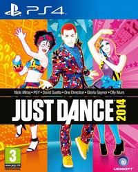 Just Dance 2014 (PS4) - Cover