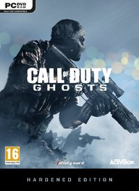 Call of Duty: Ghosts - Hardened Edition (PC Download) - Cover