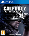 Call of Duty: Ghosts (PS4) Cover