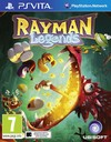 Rayman Legends (PS VITA) Cover