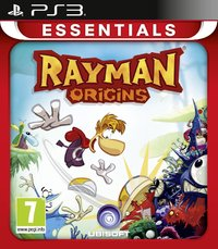 Rayman Origins (PS3) - Cover