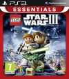 Lego Star Wars III: The Clone Wars (PS3) Cover