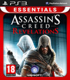 Assassin's Creed: Revelations (PS3) Cover