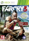 Far Cry 3 (Xbox 360) Cover