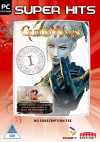 Guild Wars: Prophecies (PC) - Cover