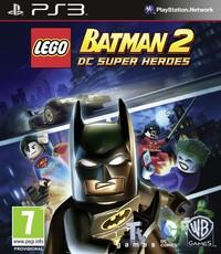 LEGO Batman 2: DC Super Heroes (PS3) - Cover