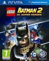 LEGO Batman 2: DC Super Heroes (PS VITA) Cover