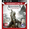 Assassin's Creed III - PS3 Essentials (PS3)