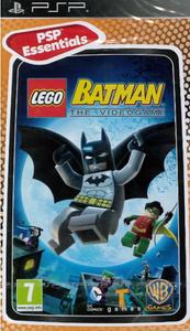 LEGO Batman: The Videogame (PSP) - Cover