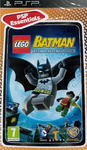 LEGO Batman: The Videogame (PSP) Cover
