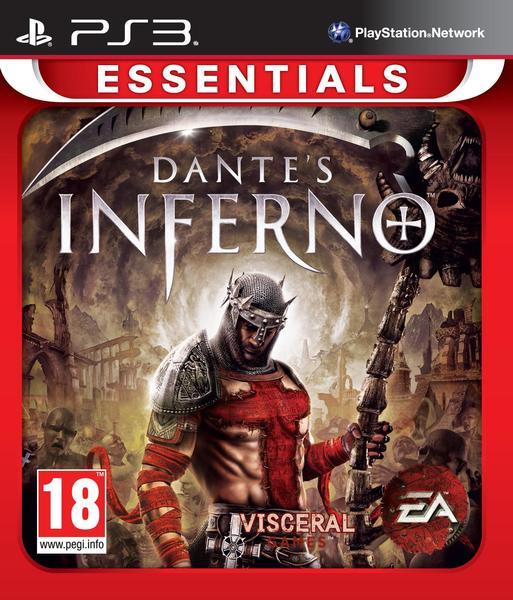 Dante S Inferno Ps3