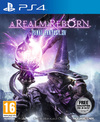 Final Fantasy XIV: A Realm Reborn (PS4) Cover