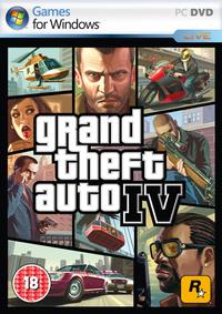 Grand Theft Auto IV (PC) - Cover