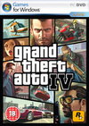 Grand Theft Auto IV (PC) Cover