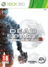 Dead Space 3 (Xbox 360) - Cover