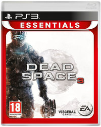 Dead Space 3 (PS3) - Cover