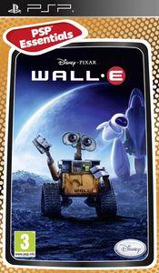 Wall-E (PSP) - Cover