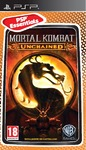 Mortal Kombat: Unchained (PSP) Cover