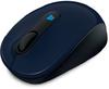 Microsoft Sculpt Mobile Mouse - Blue