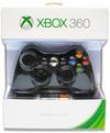 Microsoft - Wireless Controller - Black (Xbox 360)