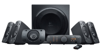 Logitech Z906 5.1 Speakers - Cover