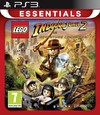 LEGO Indiana Jones 2: The Adventure Continues (PS3) Cover