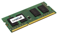 Crucial 4GB - Memory1066MHz MAC SO-Dimm - Cover
