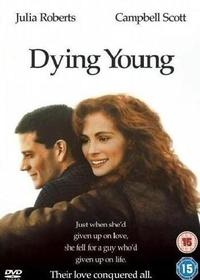 Dying Young (DVD) - Cover