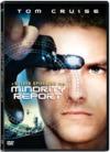 Minority Report (DVD) Cover