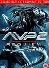 Alien Vs Predator 2 (DVD) Cover