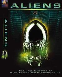 Aliens (DVD) - Cover