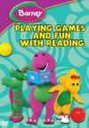 Barney: Playing Games & Fun With Reading (DVD)