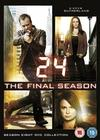 24 - Season 8 (DVD) Cover