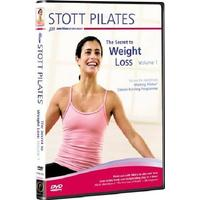 Stott Pilates: the Secret to Weight Loss Vol 1 (DVD)
