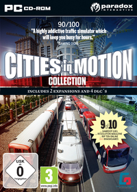 Cities in Motion Collection (PC) - Cover