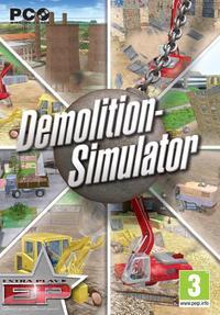 Extra Play - Demolition Simulator (PC) - Cover