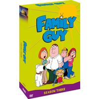 Family Guy - Season 3 (DVD)