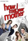 How I Met Your Mother - Season 2 (DVD) Cover