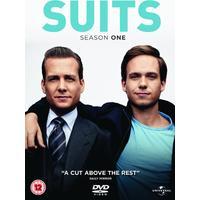 Suits - Season 1 (DVD)