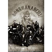 Sons of Anarchy - Season 4 (DVD)