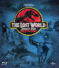 The Lost World: Jurassic Park (Blu-ray) - Cover