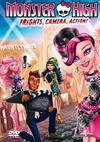 Monster High: Frights, Camera, Action! (DVD) Cover