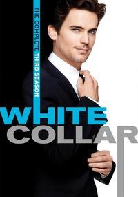 White Collar - Season 3  (DVD) - Cover