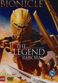 Bionicle - Legend Reborn (DVD) - Cover