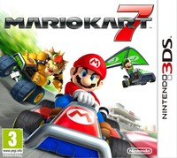 Mario Kart 7 (3DS) - Cover