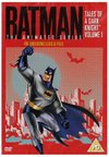 DC Universe - Batman: The Animated Series - Tales Of A Dark Hero Vol. 1 (DVD) Cover