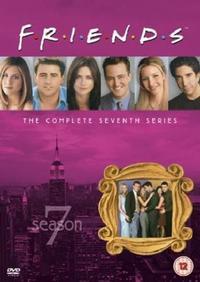 Friends - Season 7 (DVD) - Cover